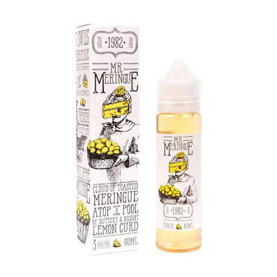 Charlie's Chalk Dust Mr. Meringue 60ml / 3mg E-liquid gaskell e mr harrison's confessions