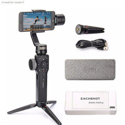 Zhiyun Smooth 4 3-Axis Handheld Gimbal Stabilizer w/Focus Pull amp; Zoom Capability for Smartphone Like iPhone X 8 Plus 7 6 SE Samsung Galaxy S9+ S9 S8+ S8 S7 S6 Q2 edge new Smooth-Q/III in 2018 Black zhiyun smooth 4 3 axis handheld smartphone gimbal stabilizer vs zhiyun smooth q model for iphone x 8plus 8 7 6s samsung s9 s8 s7