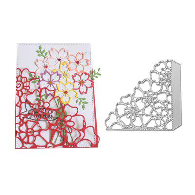 DIY Flower Design Carbon Steel Cutting Die exquisite diy greeting card cover cutting die