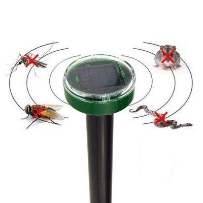 Ultrasone Electronic Mouse Expeller Solar Insect Repeller