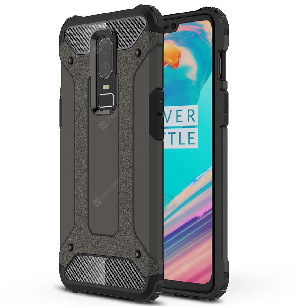 ASLING Armour Pattern Protective Case for OnePlus 6