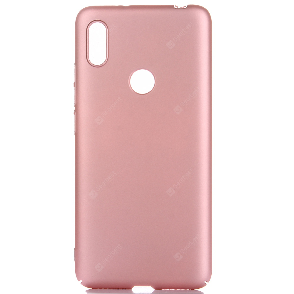 ASLING PC Hard Matte Phone Case for Xiaomi Redmi S2