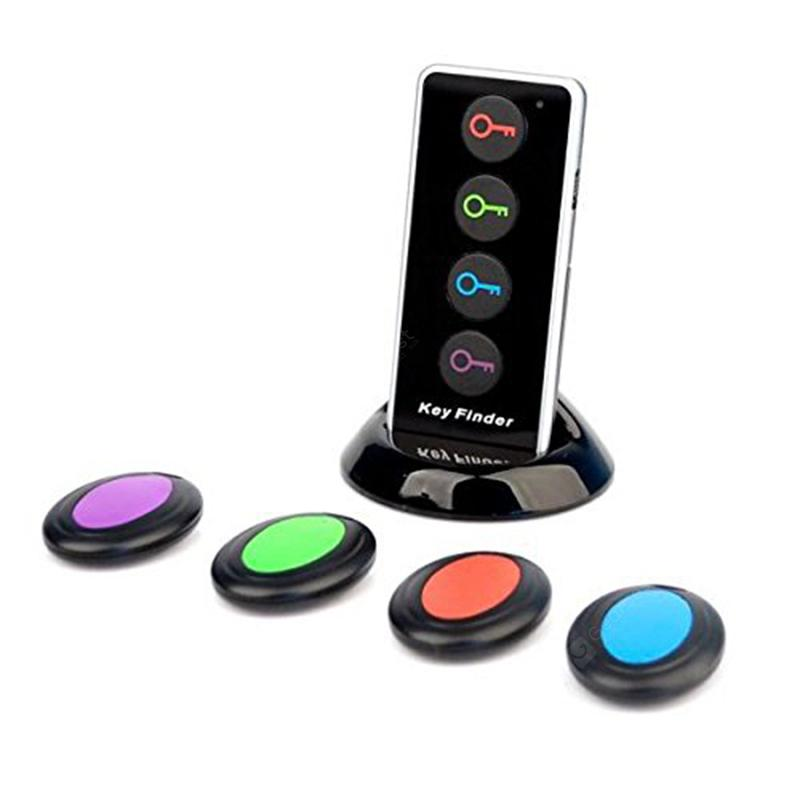 K17 One for Four Bluetooth Smart Anti-lost Tracker