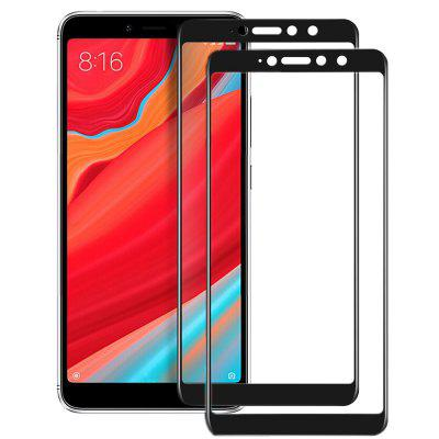 ASLING Tempered Glass Screen Film for Xiaomi Redmi S2 2pcs