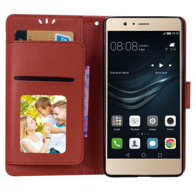 Flip Full Body Wallet Protective Case for HUAWEI P9 Lite