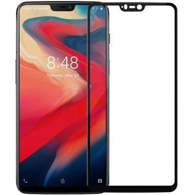 Luanke Tempered Glass Screen Protector for OnePlus 6 luanke tempered glass screen film for xiaomi 4i 4c