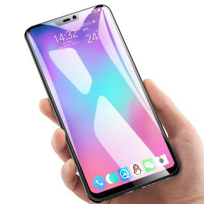 Luanke Transparent Tempered Glass Screen Protector for OnePlus 6