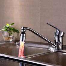 SDF - B9 LED Rotatable Faucet Water Tap