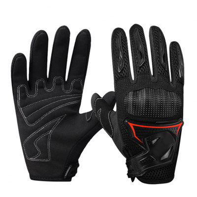 Summer Breathable Motorcycle Outdoor Ridding Gloves 1 Pair