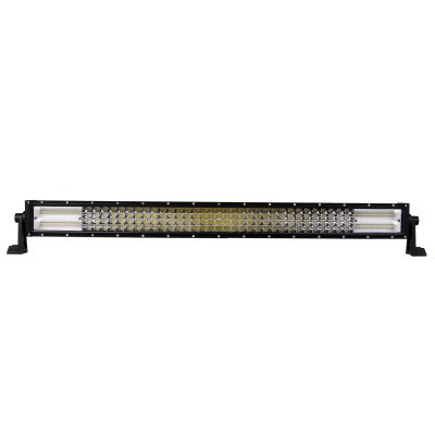 DY - 059 - 612W 32 inch Four Row LED Spot Work Light Bar for Hummer