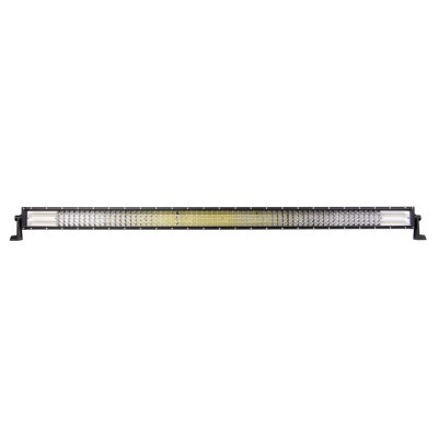 DY - 059 - 972W 42 inch Four Row LED Spot Work Light Bar for Hummer