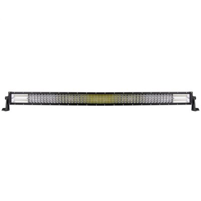 DY59DC - 792W 42 inch Four Row LED Spot Work Light Bar for Hummer