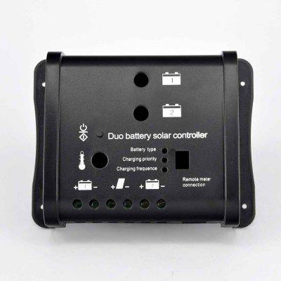 SDC20 Dual Battery PWM Solar Controller without Display