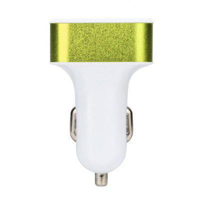 5.1A 4 USB Ports Car Charger