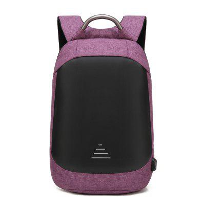 SWEETTOURIST Stylish Anti-theft Backpack with USB Port