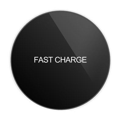 C62 Wireless Charger Desktop Fast Charging for iPhone X / 8 / 8 Plus