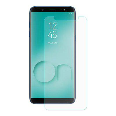 Hat - Prince Tempered Glass Full Cover Screen Protector for Samsung Galaxy J8 2018