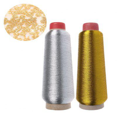 150D Machine Knitting Metallic Embroidery Thread