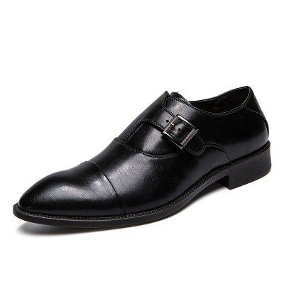 Male Stylish Business Soft Casual Shoes