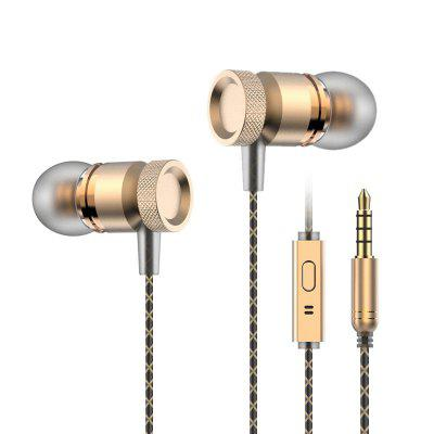 EP099 Universal Wired Super Bass Earphone