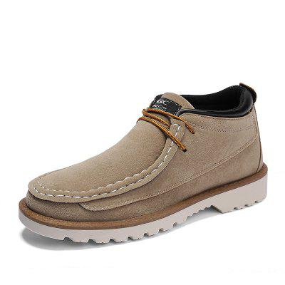 Male Trendy Slip-on Ventilate Casual Shoes