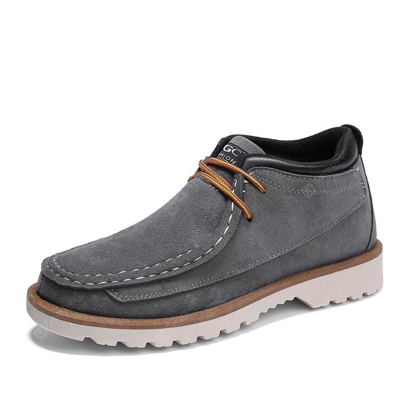 Masculino Trendy Slip-on Ventile Sapatos Casuais