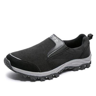 Outdoor Suede Casual Shoes for Man