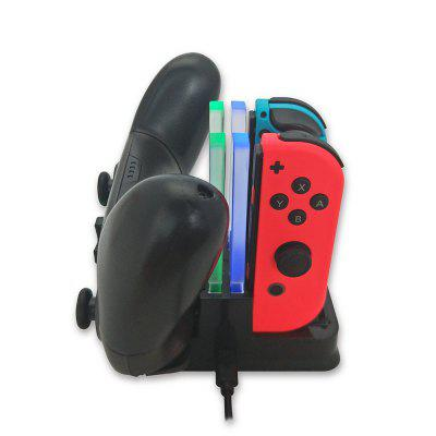 IPLAY Game Handle Charger Stand for Switch Joy-Con Controller
