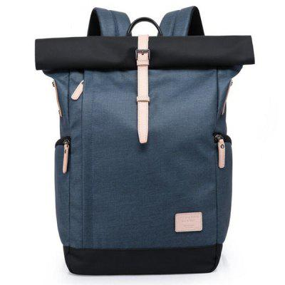 Kaka Male Fashionable Large Capacity Backpack with USB Port