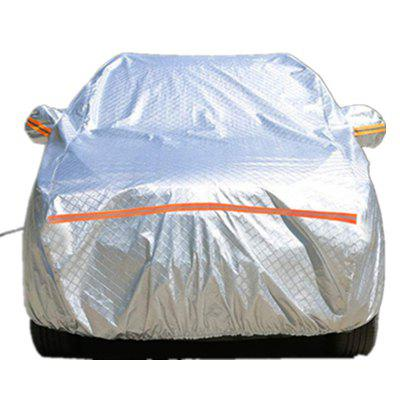 Universal Car Sedan Outdoor Aluminium Coating Cover