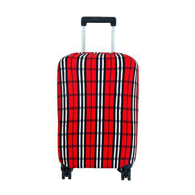 Florals Painting Suitcase Cover