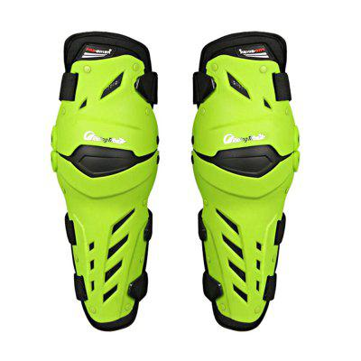PRO-BIKER HX - P22 Outdoor Sports Motorcycle Kneepad Motocross Breathable Guard Protector Gear 2pcs