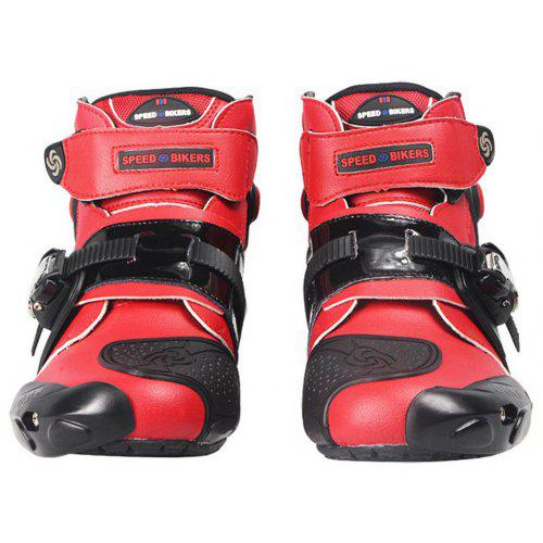85de08c123514c Riding Tribe A9003 Professional Motorbike Boots Motocross Racing Waterproof  Biker Protect Ankle Shoes