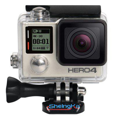 Sheingka Outdoor Waterproof Protective Case for GoPro HERO 3+ / 4 Action Camera