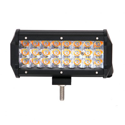 DY - 093 - WA - 72W - S 7-calowy trzyrzędowy LED Light Work Spot Light Bar
