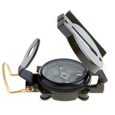 Multifunctional Waterproof Car Outdoor Compass with Scale