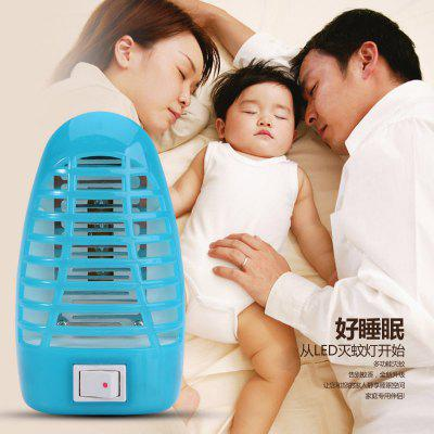 Ultra-quiet LED Inhalation Physical Static Mosquito Killer