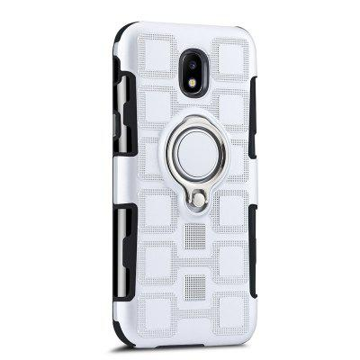 Creative Phone Case with Metal Ring for Samsung J5