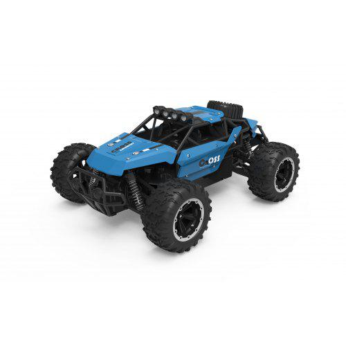 REC17058 2.4G Remote Control High-speed Car Four Drive, Forward, Reverse Adjustable Speed, Four-wheel Independent Damping | COUPON CODE: GBREC17058