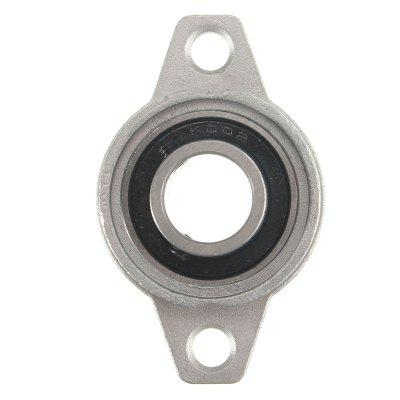 Фото - KFL002 Flange Bearing with Pillow Block 15mm for 3D Printer Parts wide leg pants with color block