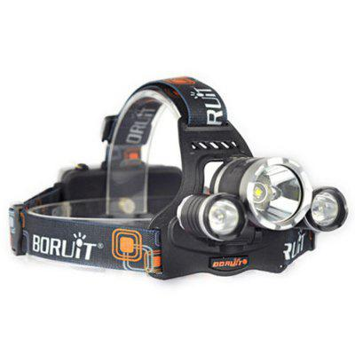 13000lm Portable Super Bright LED Headlamp for Outdoor