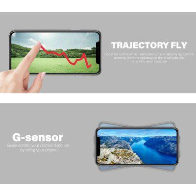 Yu Xiang Q668-Q1W Dual Camera With Optical Flow Gesture Camera Four-axis Drone Image