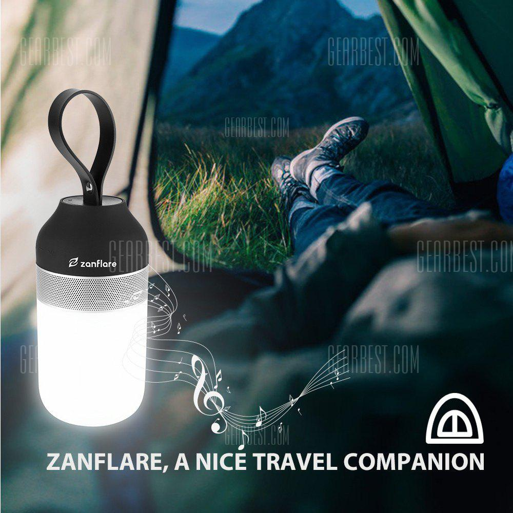 Bons Plans Gearbest Amazon - zanflare Portable Outdoor Smart Speaker Light