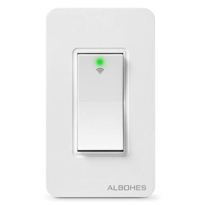 ALBOHES PS 15 SA Smart Wall Switch