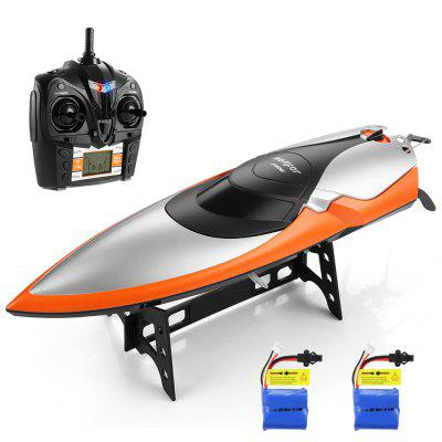 helifar H106 RC Racing Boat high quality high speed rc boat 13000 6ch mini radio control simulation series rc nuclear racing submarine model kids best gifts