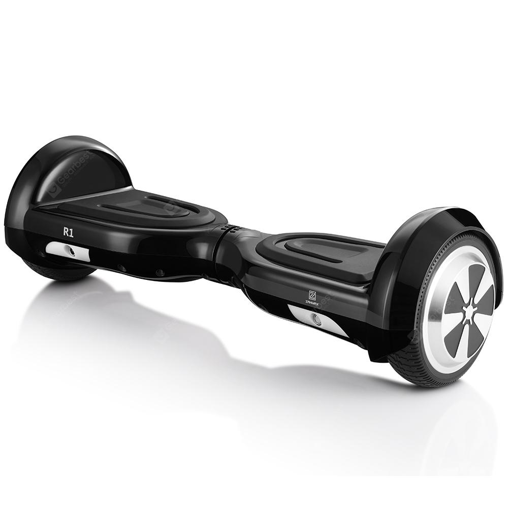 ZANMAX R1 Smart Self Balancing Scooter Racing Hoverboard - BLACK EU PLUG