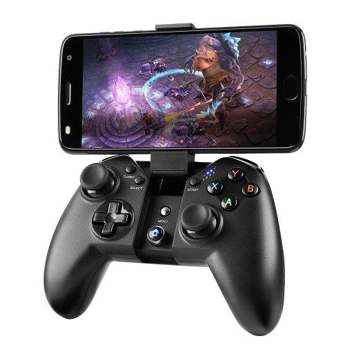 Game Controllers. MAD GIGA X100 Wireless Controller Joystick with a Phone Holder