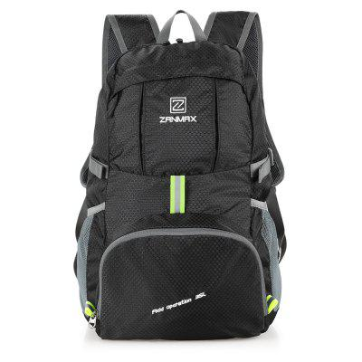 ZANMAX 8522 Lightweight Foldable Packable Backpack
