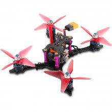 helifar X140 PRO Micro FPV Racing Drone - Black BNF with AFHDS Receiver - BLACK