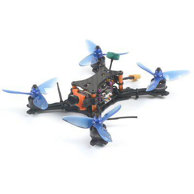 helifar FUUTON MINI Micro Brushless FPV Racing Drone - BNF with Frsky Receiver